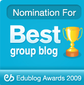 Edu Blog Awards