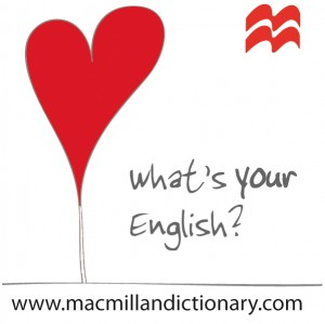 Become a fan of 'What's your English?' on Facebook!