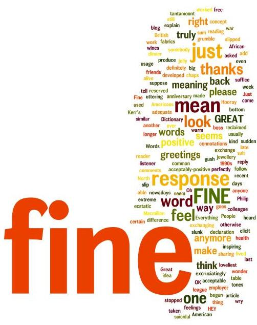 the new f word macmillan dictionary blog
