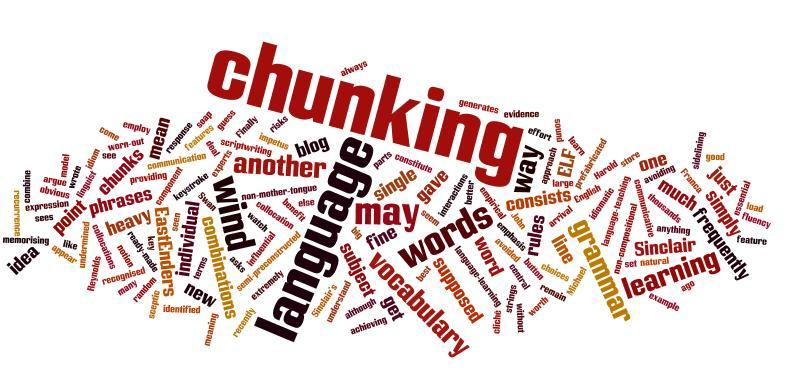 What's that supposed to mean: chunking – part two