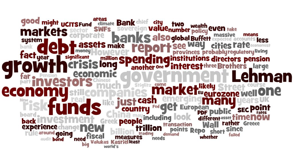 The Language of Finance Wordle