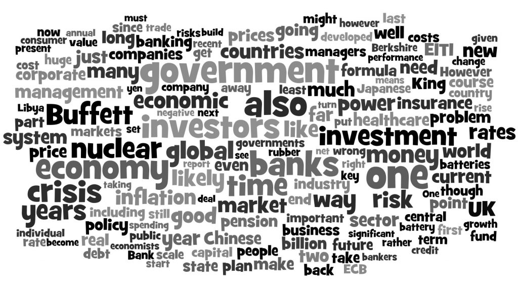 The Language of Finance 2011