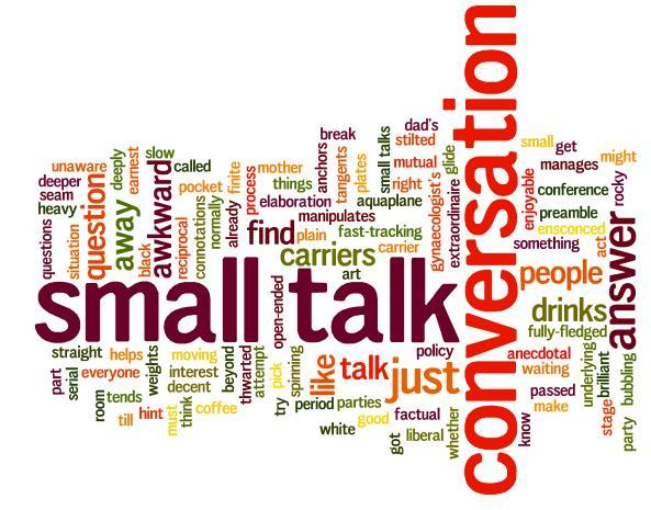 The art of small talk | Macmillan Dictionary Blog
