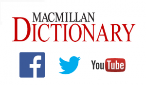 Macmillan Dictionary & social media