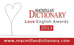 Nominate your favourite blog and website about the English language 2013