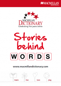 Stories behind Words