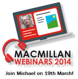 Macmillan Webinar with Michael Rundell