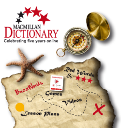 Macmillan Dictionary Treasure Hunt
