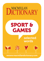 Sport wordlists for the Sounds app