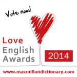 Vote now for the Love English Awards 2014!