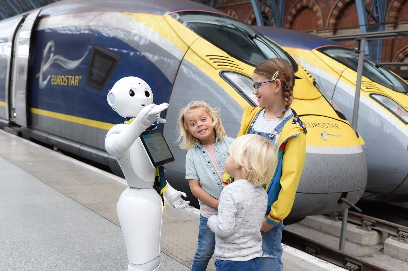 © Getty Images for Eurostar